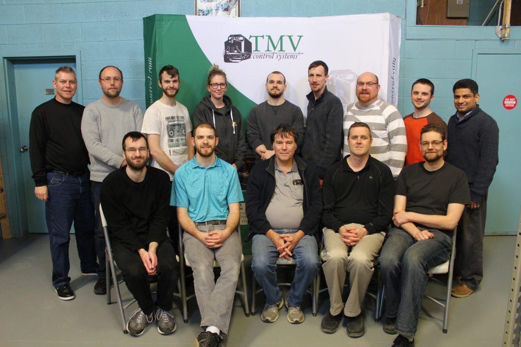 2015 TMV Team